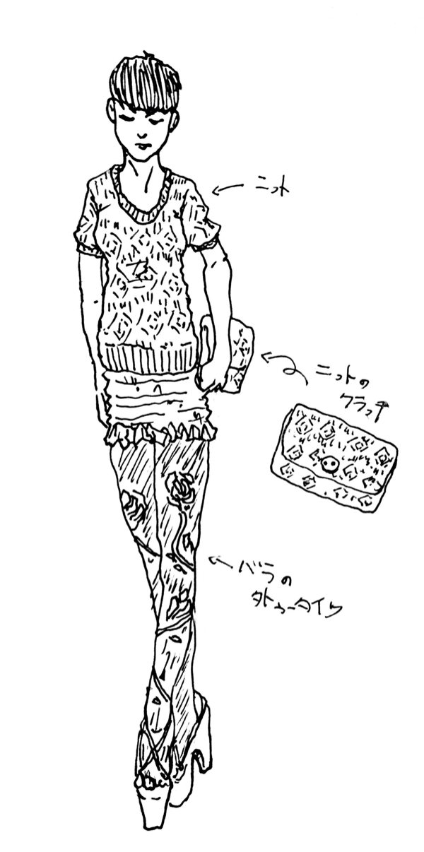 丸子地StyleBook Lady's 02