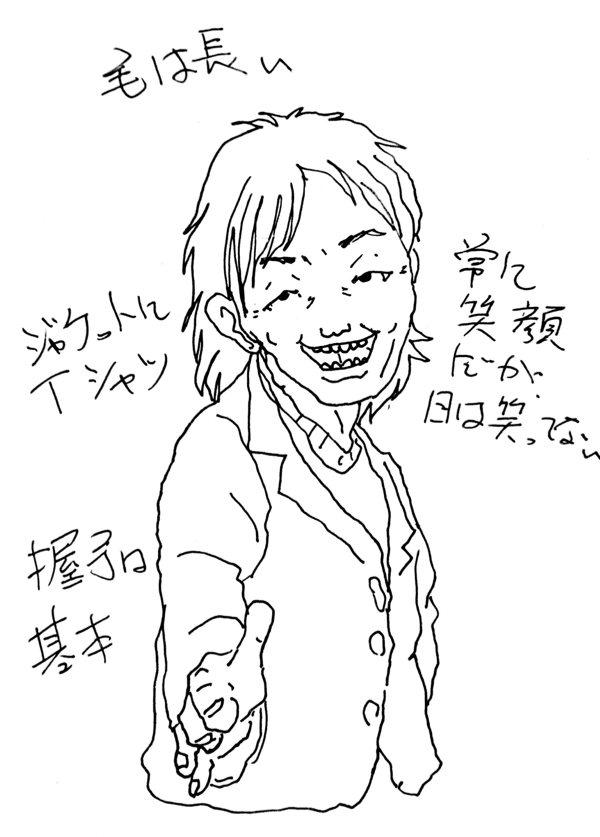 バブルの残党、音楽プロデューサー編 [人物図鑑03]