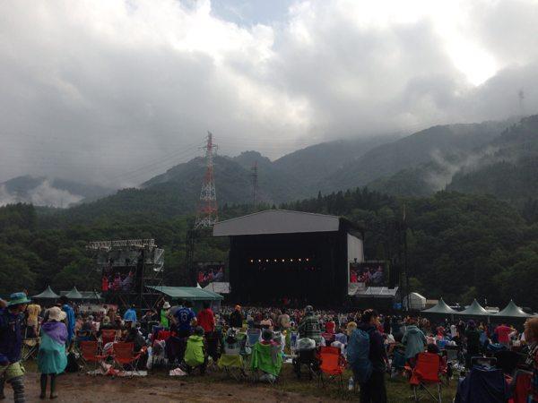 fuji rock Festival13