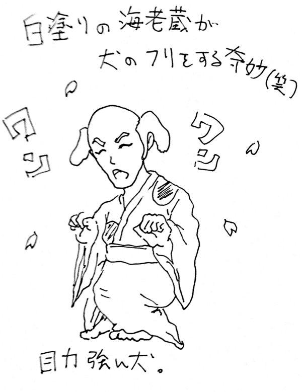 ABIKAI 市川海老蔵 第一回自主公演を観た