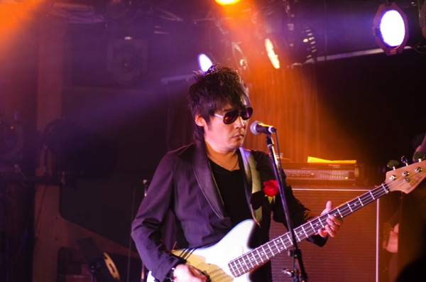 BLUE TONIC @ THE GARDEN 2013/12/10