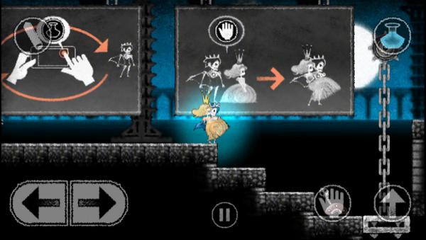 iPhoneゲーム「ドクロ」