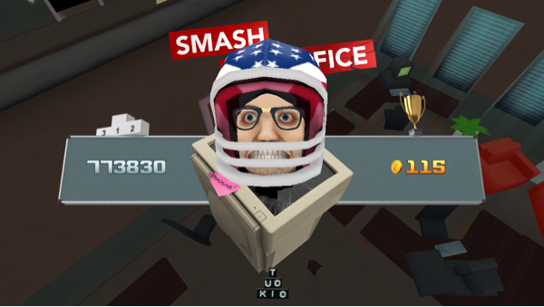 Smash the Office