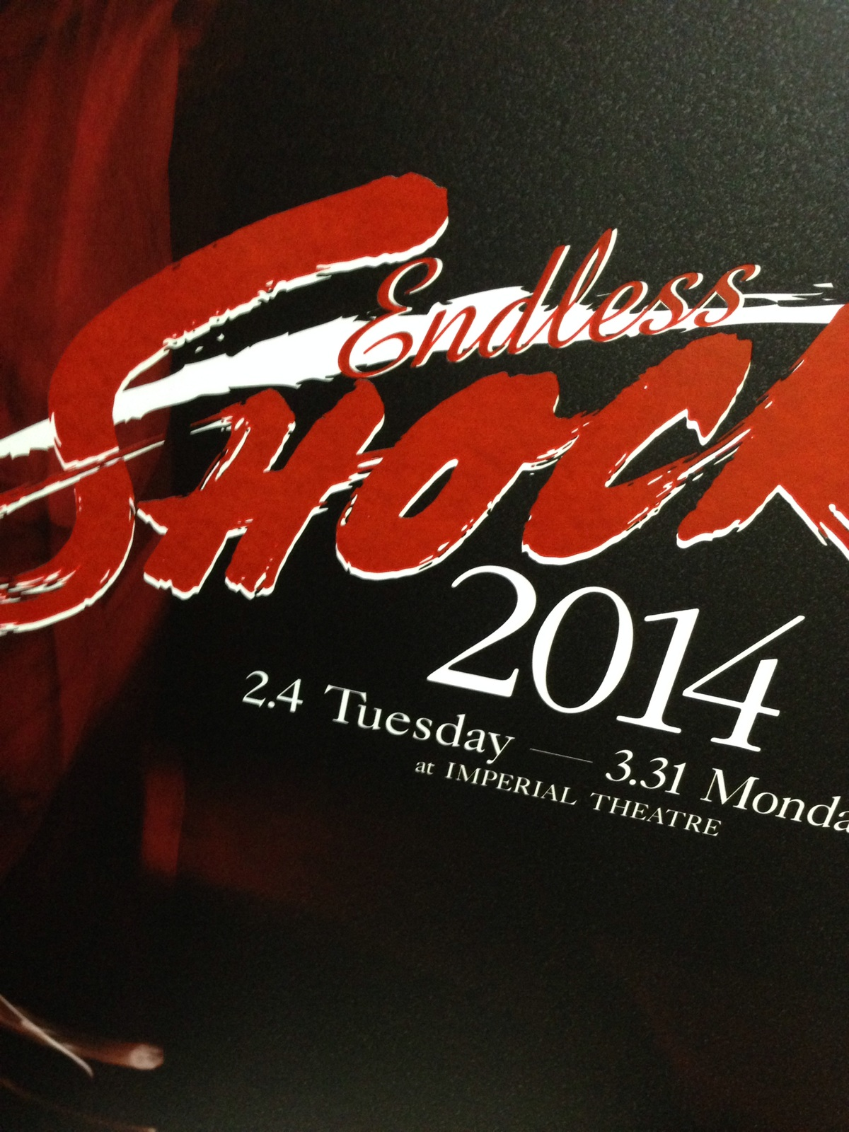 Endless Shock 2014