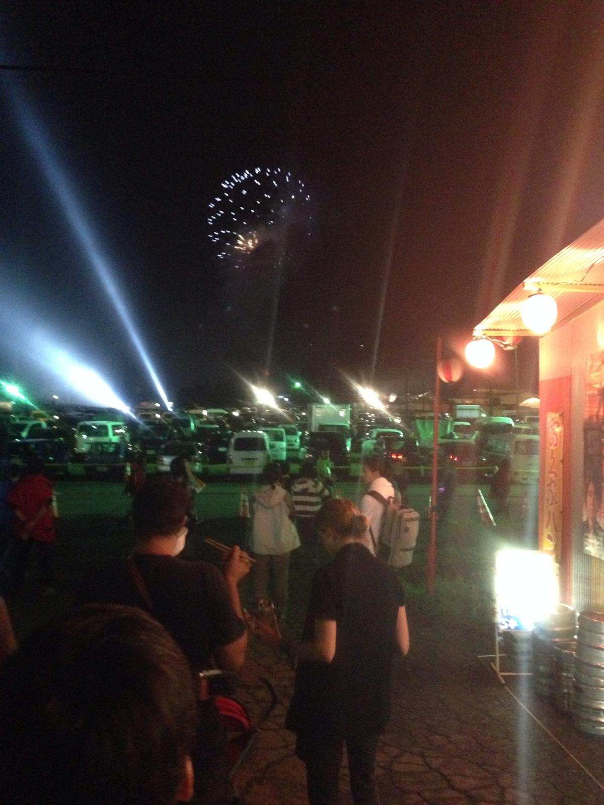 フジロックフェスティバル14前夜祭(2014/7/24)