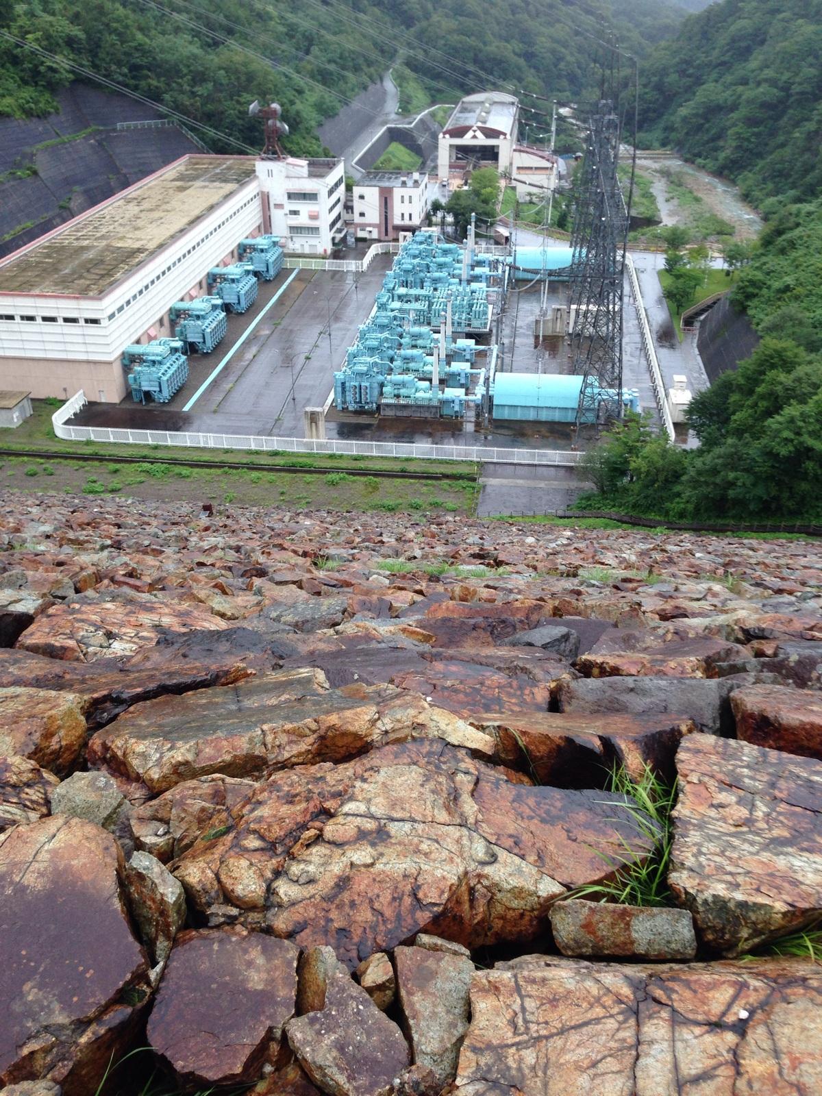 奥清津発電所