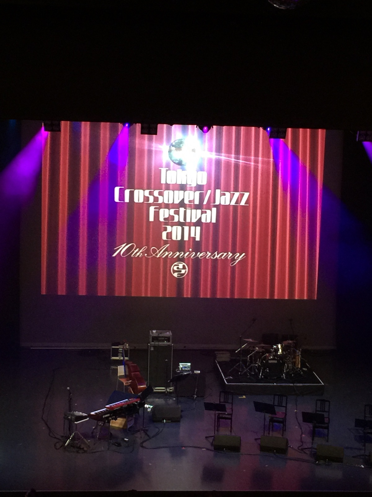 Tokyo Crossover/Jazz Festival 2014 10th Anniversary