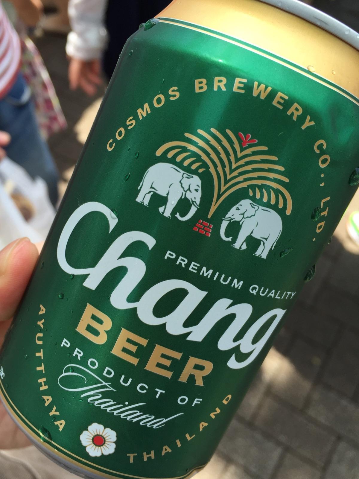 チェーンビール