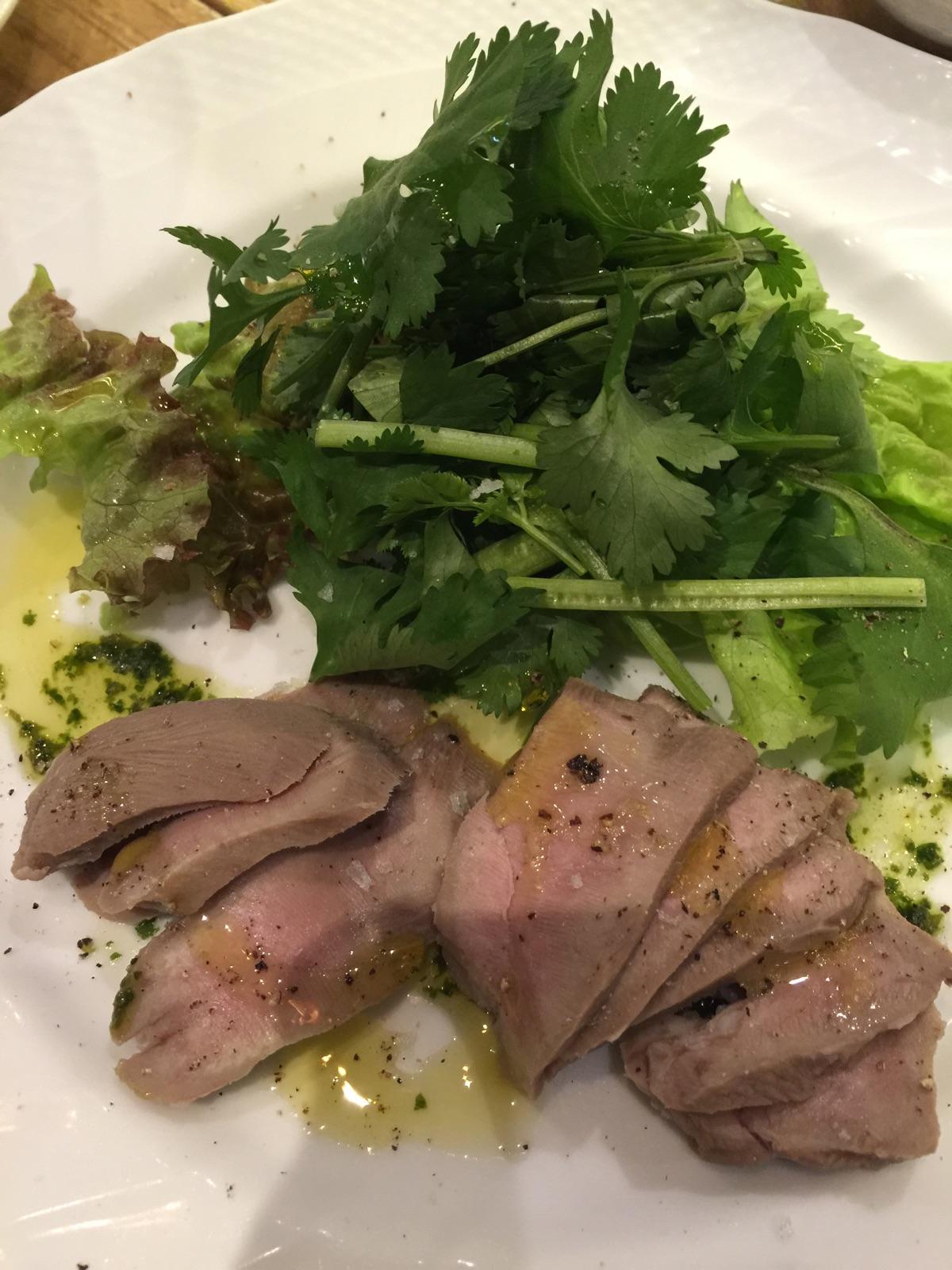 ラム&パクチー Salad Days