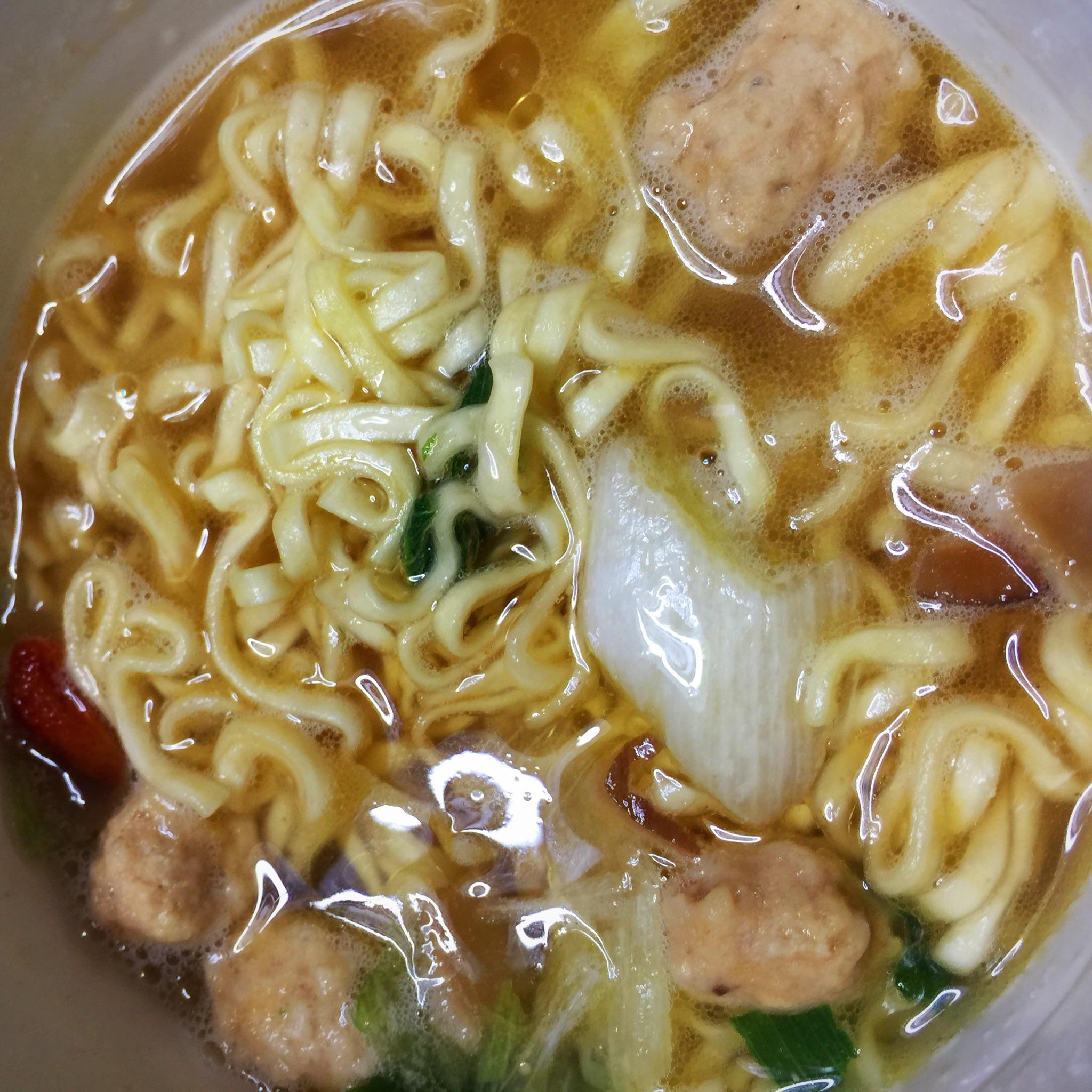 カップヌードル リッチ 贅沢スッポンスープ