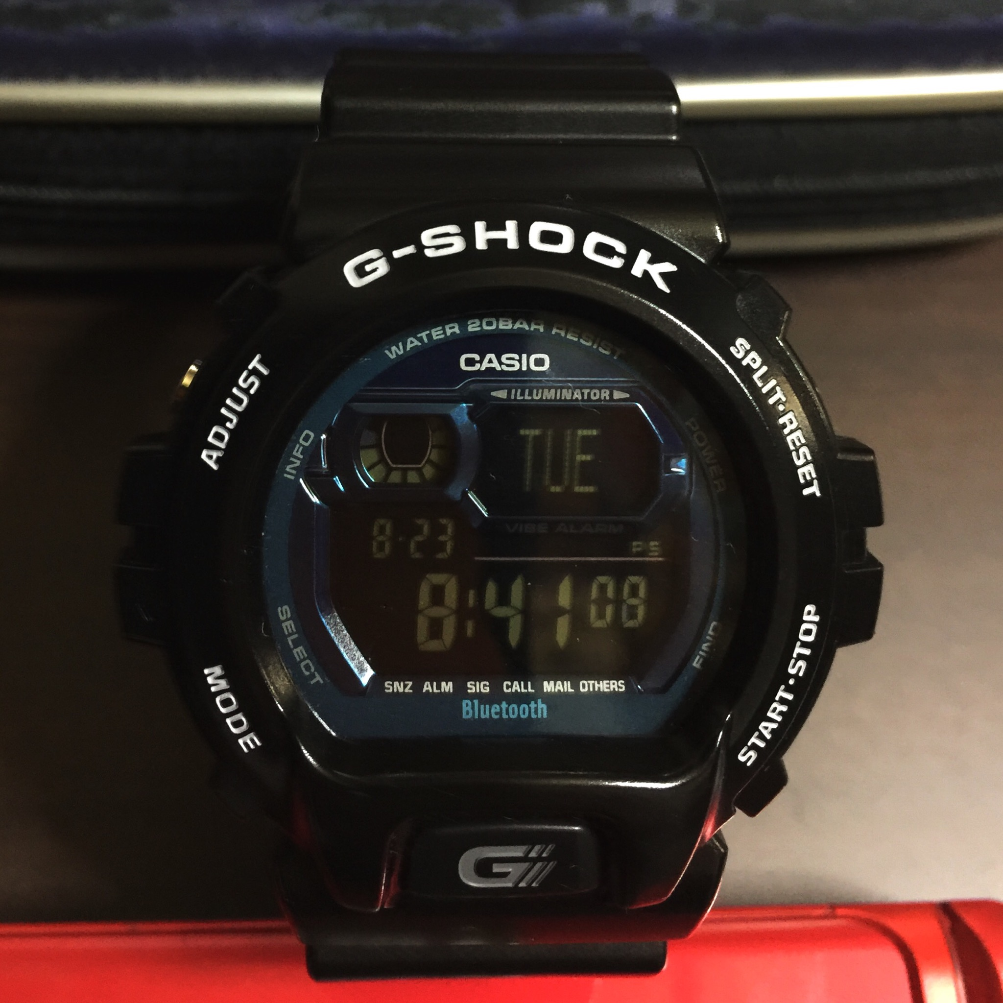 G-SHOCK Bluetooth