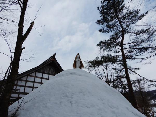 林舜龍「春を待つ」