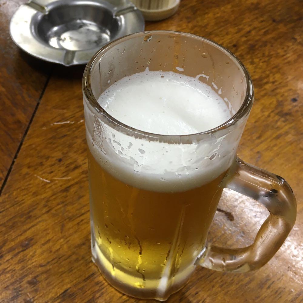 渋谷の南口、楽器街の中にあるおっさんパラダイスな立ち飲み屋「富士屋本店」