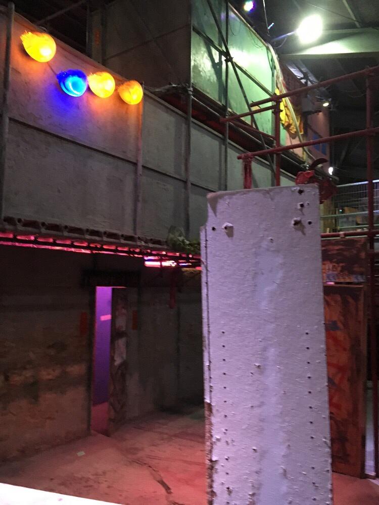 3階建てのサバゲーフィールド「九龍戦闘市街区」に行ってきた