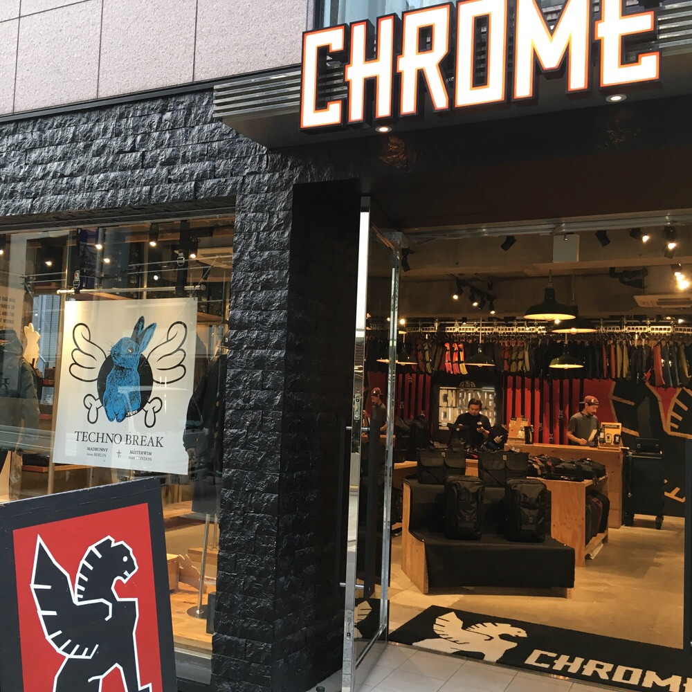 CHROME TOKYO HUBで開催されたMADBUNNYのアートショー