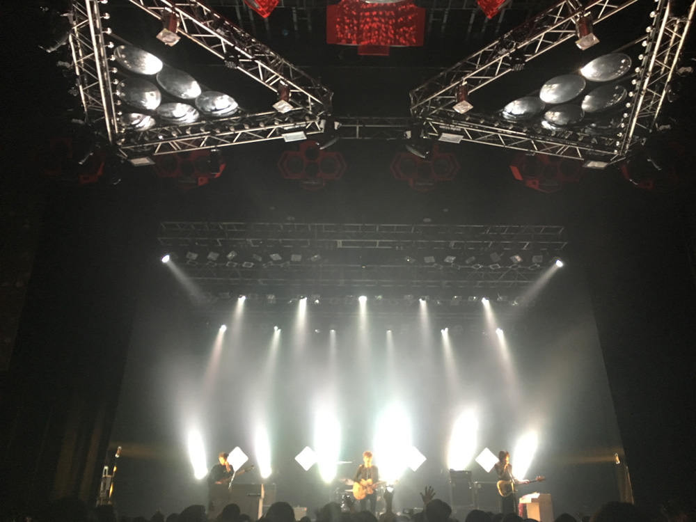 TEMPLES JAPAN TOUR 新木場STUDIO COAST #temples