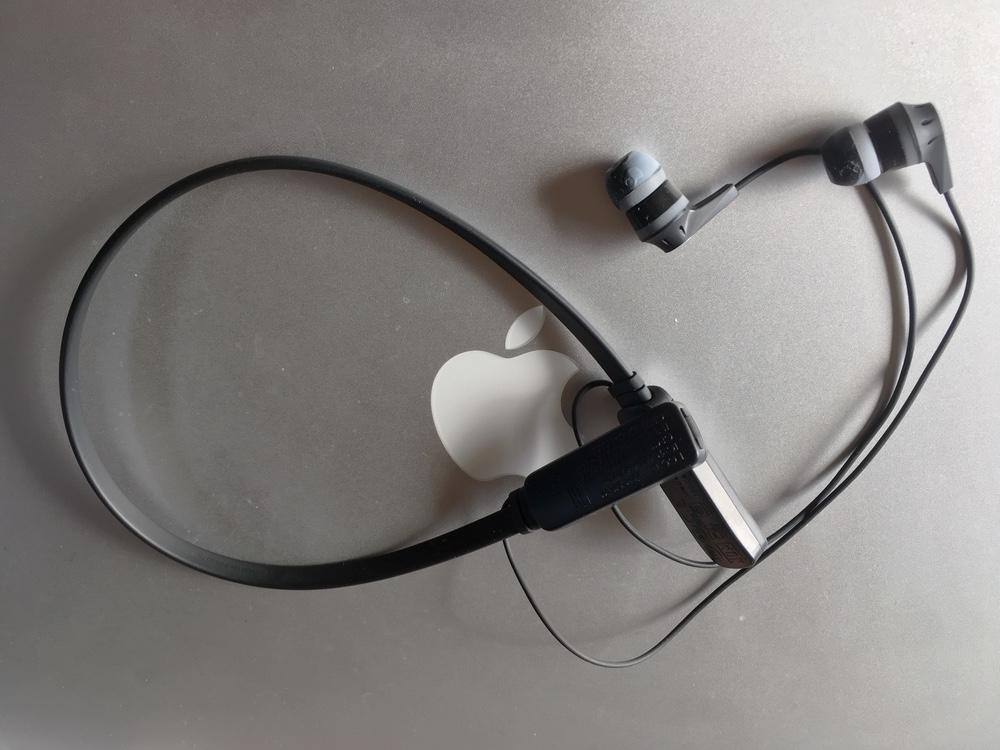 取り扱い安いブルートゥースイアフォン「Skull candy Inkd Wireless Black」