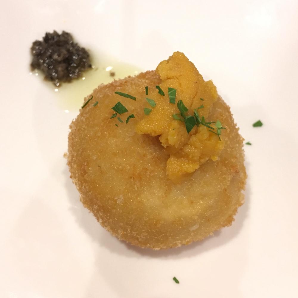飯田橋の魚卵づくしの美味しいお店「シーフードビストロ魚卵 HOUSE ENI」