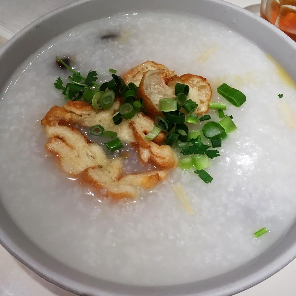 横浜中華街でおかゆを食べる!「謝甜記 貮号店」