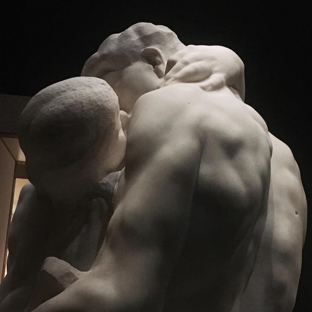 ロダンの接吻を観に横浜美術館で開催中の「ヌード展」を観に行ってきた