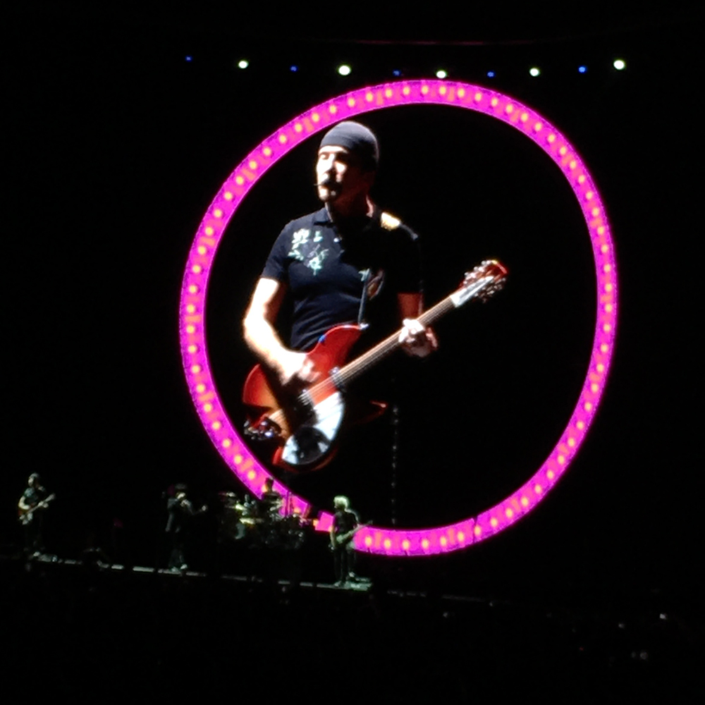 U2「The JoshuaTree 2019」さいたまスーパーアリーナ 12/5