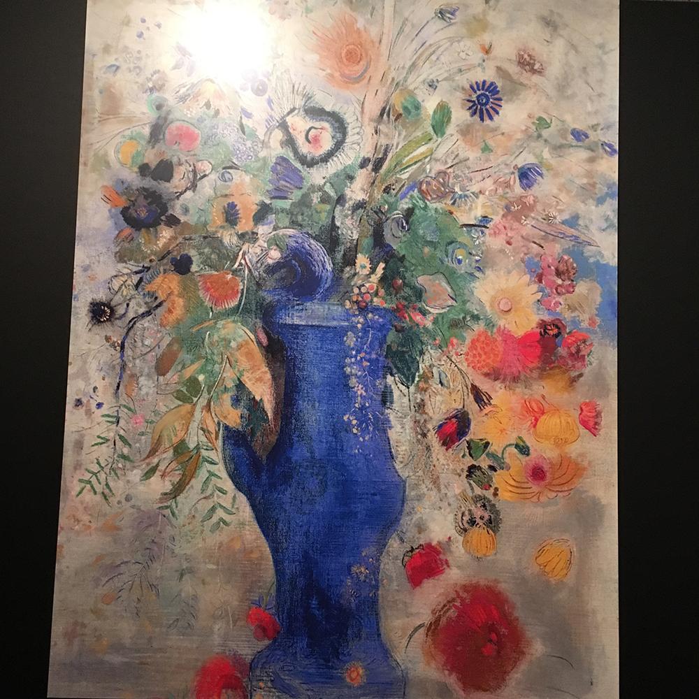 華やかな絵を描くのは晩年、三菱一号館美術館で開催中「ルドン 秘密の花園」を観てきた