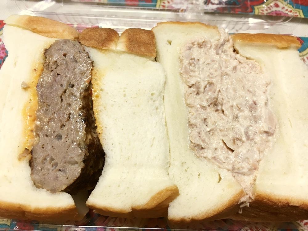 やっぱり歌舞伎座裏の「喫茶アメリカン」のサンドイッチはボリューム満点でいいよね
