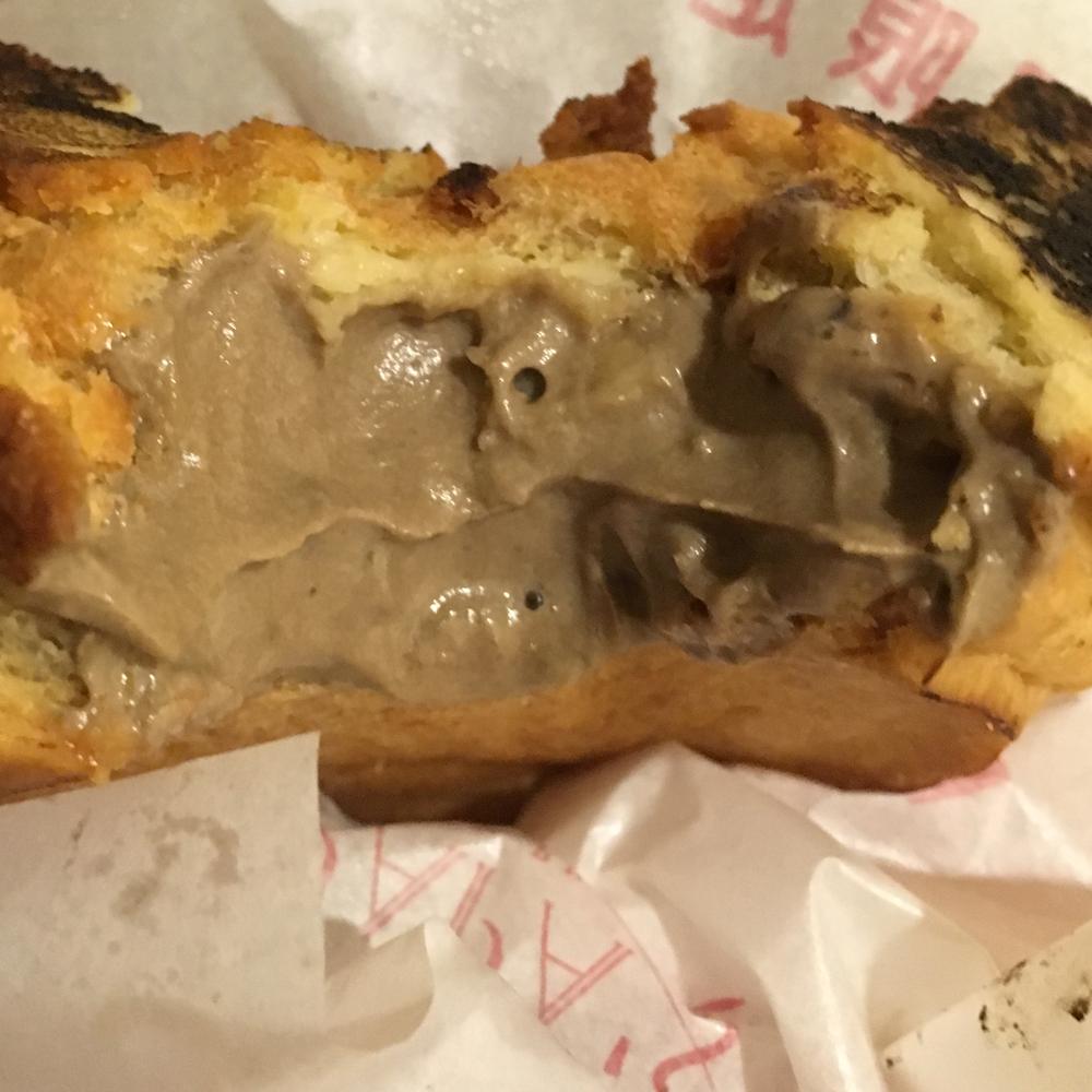 シュークリーム専門店、ビアードパパの「ほうじ茶シュー2018」