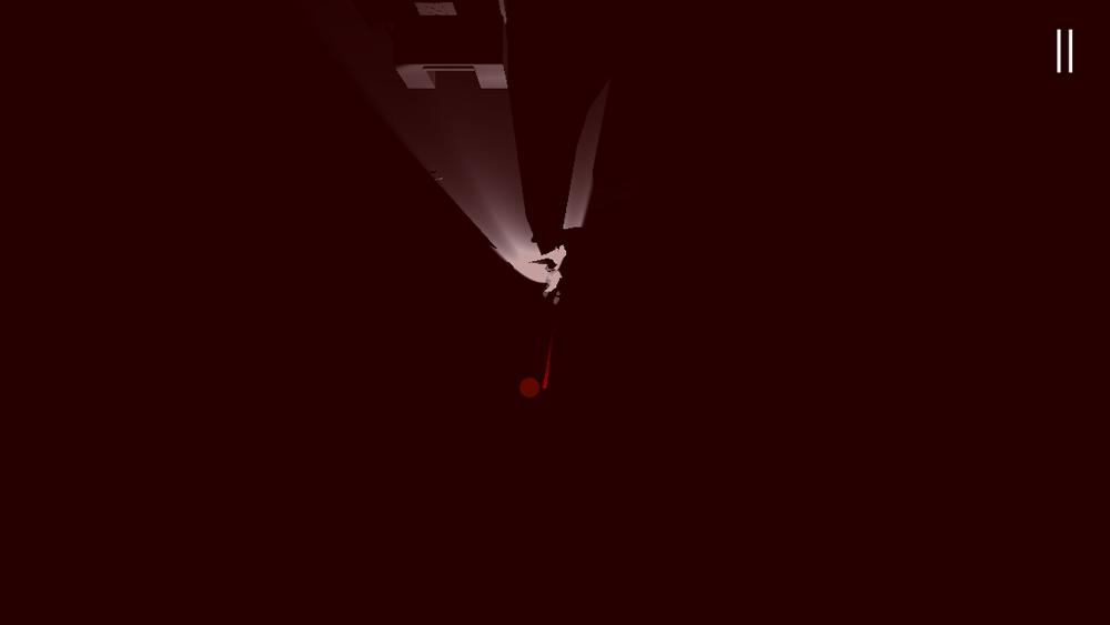 聞こえるのは足音とうめき声。暗闇の建物を彷徨うゲーム「Dim Light」(iPhone・ゲーム)