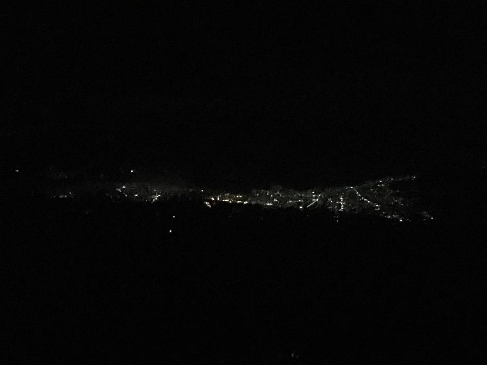 ペルセウス流星群を見に富士山登頂総括