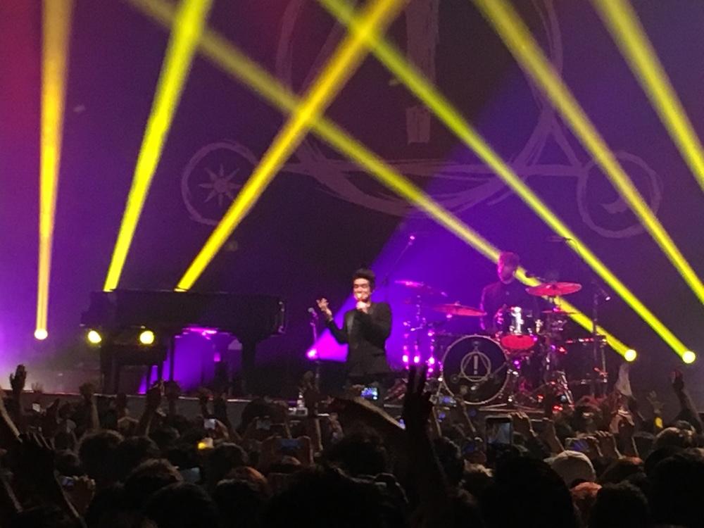Panic At The DiscoのライブをZepp東京で観てきた