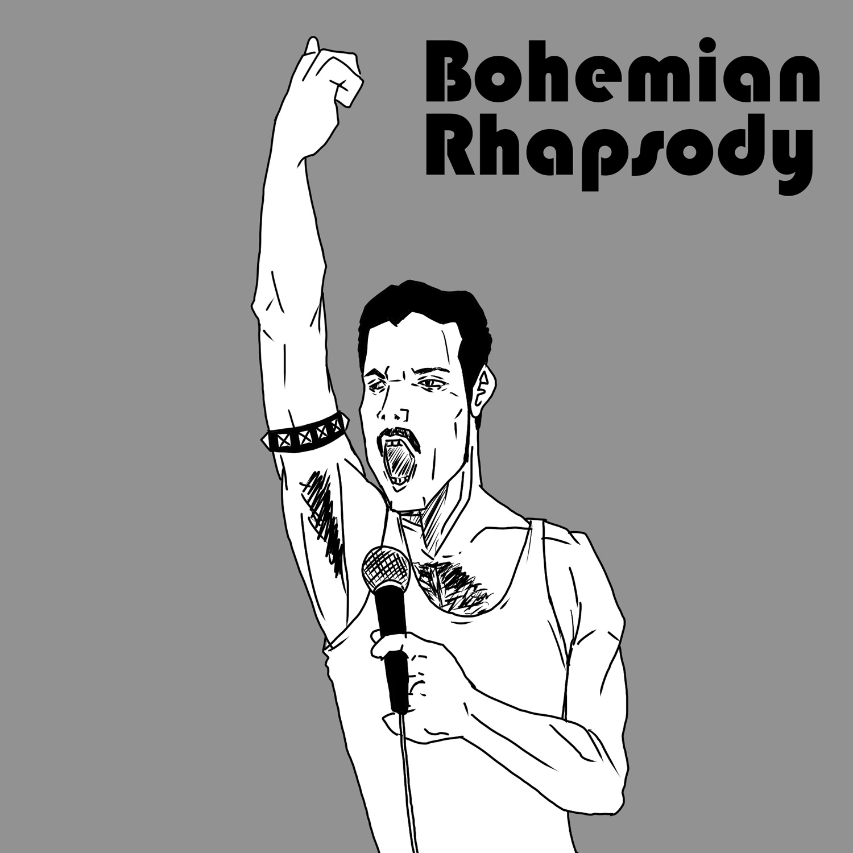 Queenの映画、「ボヘミアン・ラプソティ」を観てきた!(映画・感想)