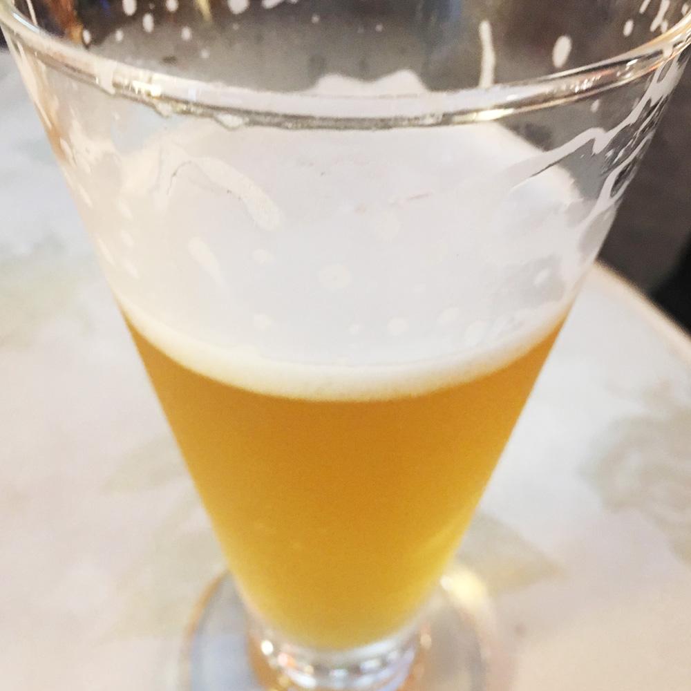 お店で飲んだ「スプリングバレーブルワリー」のビールが美味い!