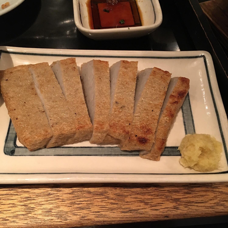 神保町の有名大衆酒場「大金星」で新潟の美味い酒「山間」を飲む!