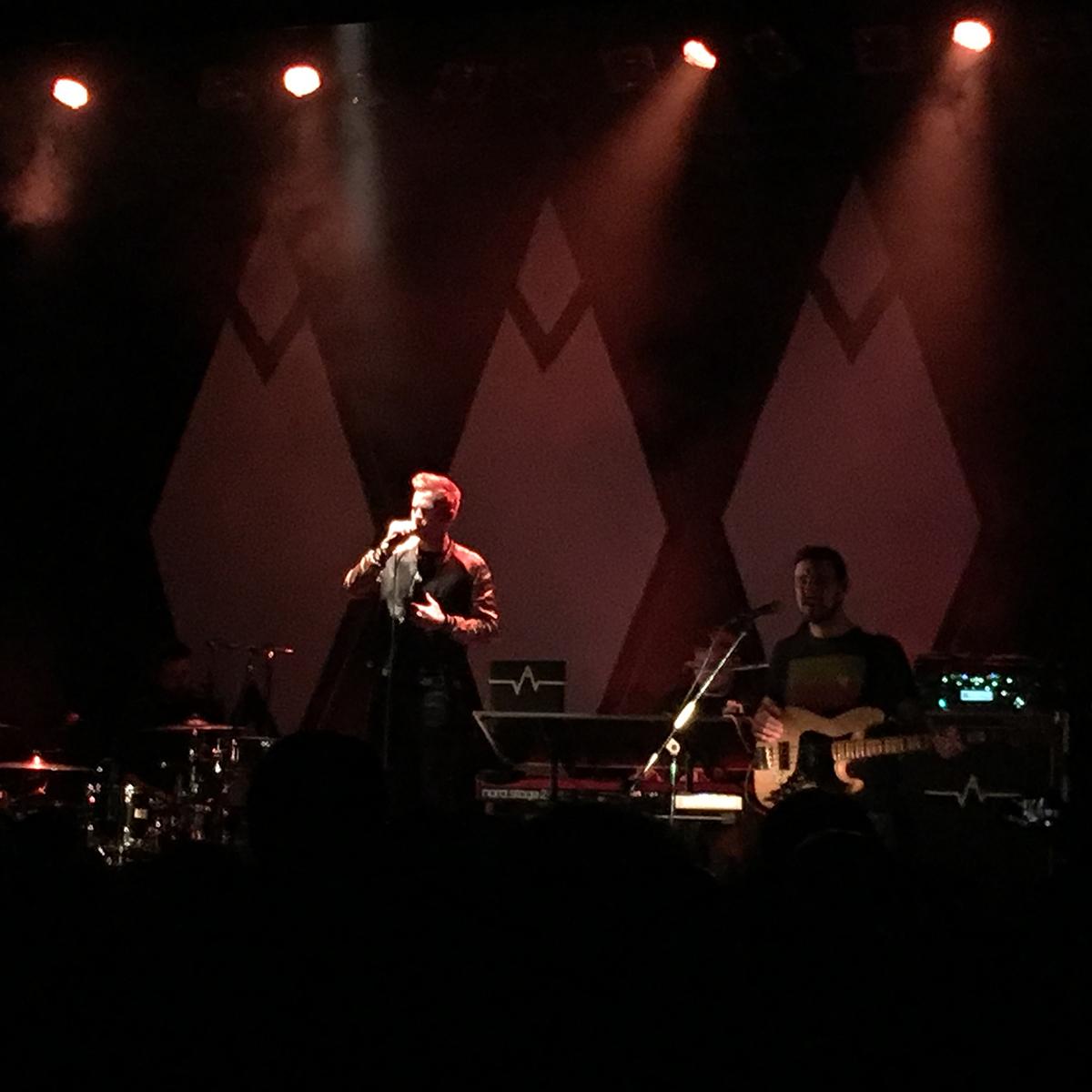 渋谷のWWWにて「KODALINE 」のライブに行ってきた。