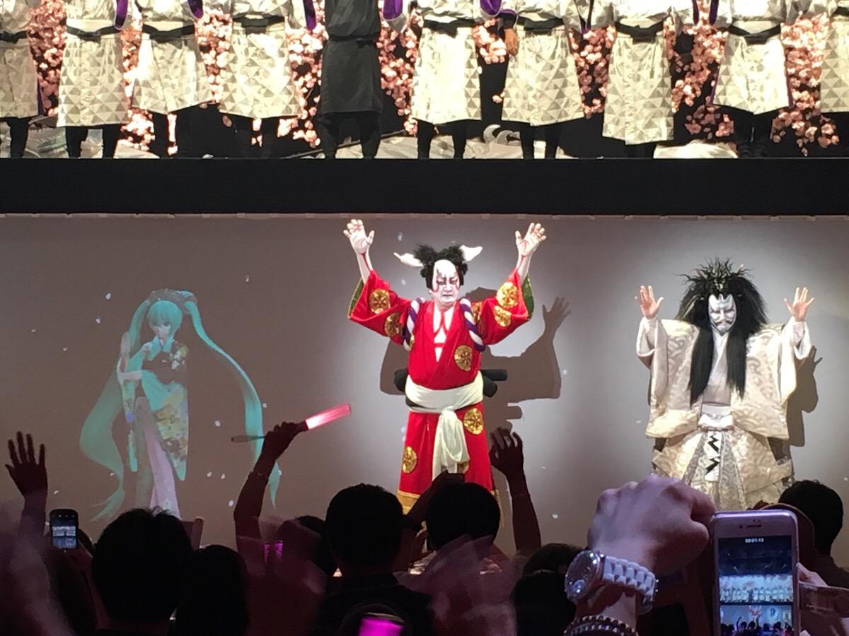 ニコニコ超会議で行われた超歌舞伎を京都・南座で!超歌舞伎を観てきたよ
