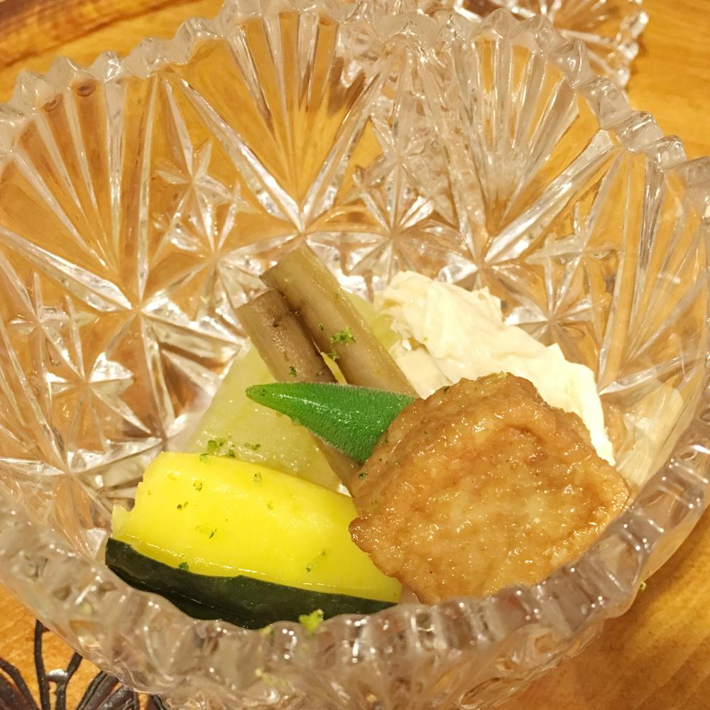京都に行ったからには鱧!ということで鱧のコースを食べてきた!「割烹寿司三栄」