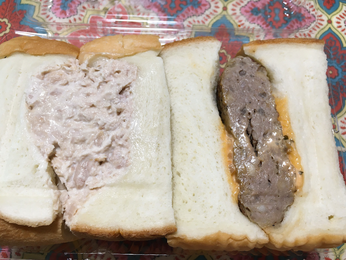 もっちもちの食パンがうまい!久々の「喫茶アメリカン」のサンドウィッチ!