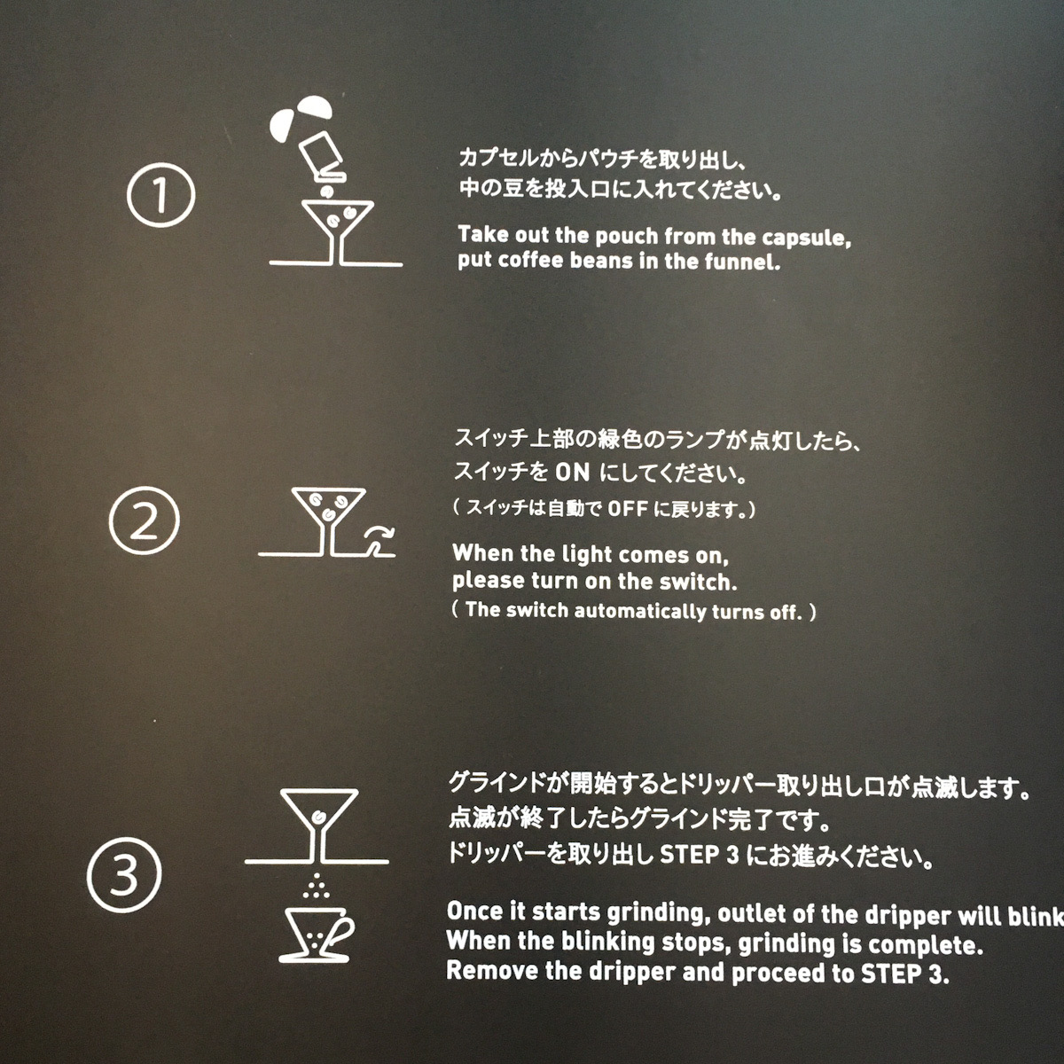 六本木ヒルズの展望台にできた「GACHA GACHA COFFEE」で飲んでみた
