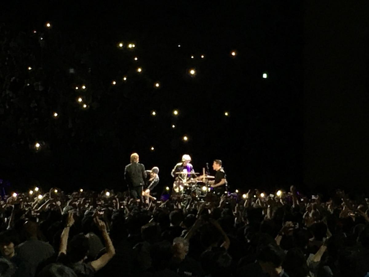 U2「The JoshuaTree 2019」さいたまスーパーアリーナ