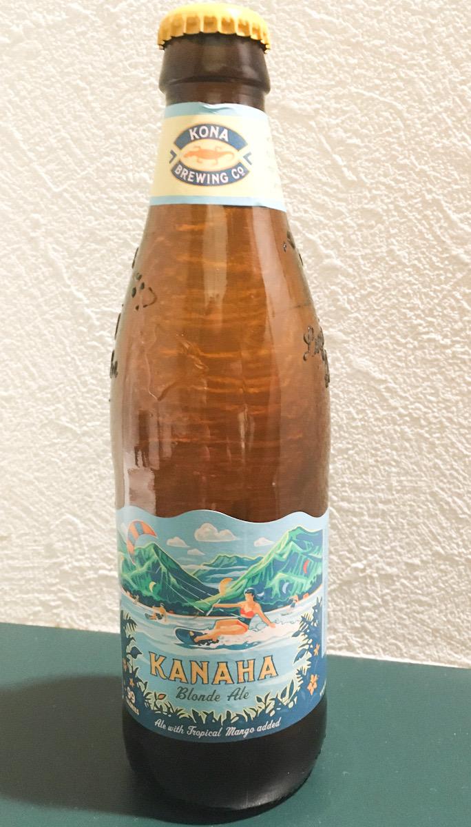 ハワイのビール「KANAHA Bland Ale」は飲みやすいビール