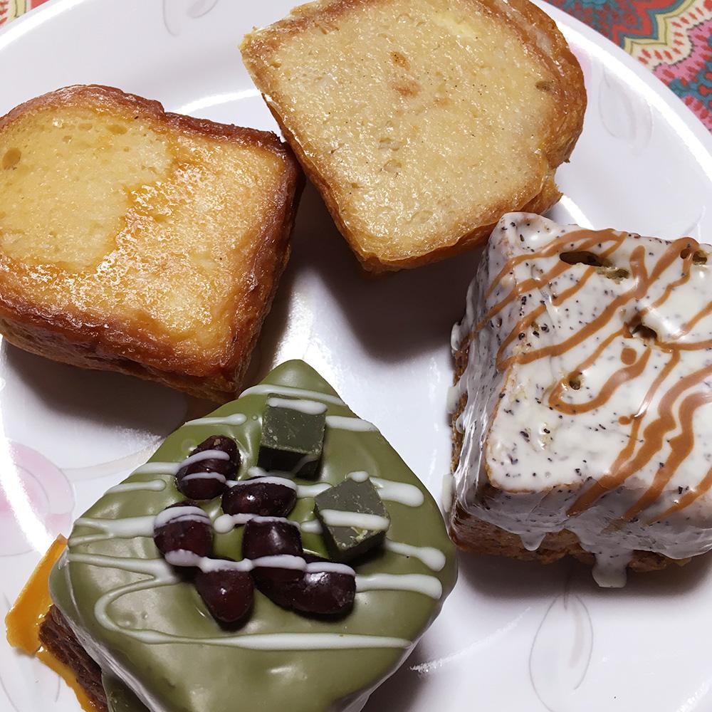 西武新宿地下街のパン屋さんがおしゃれな「R Baker」に変わっていた!早速フレンチトーストを買ってみた。